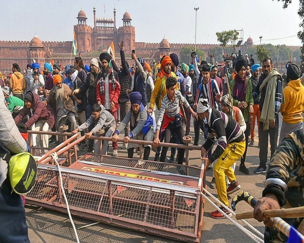 R-Day violence: Farmer leader among 2 arrested from Jammu by Delhi Police