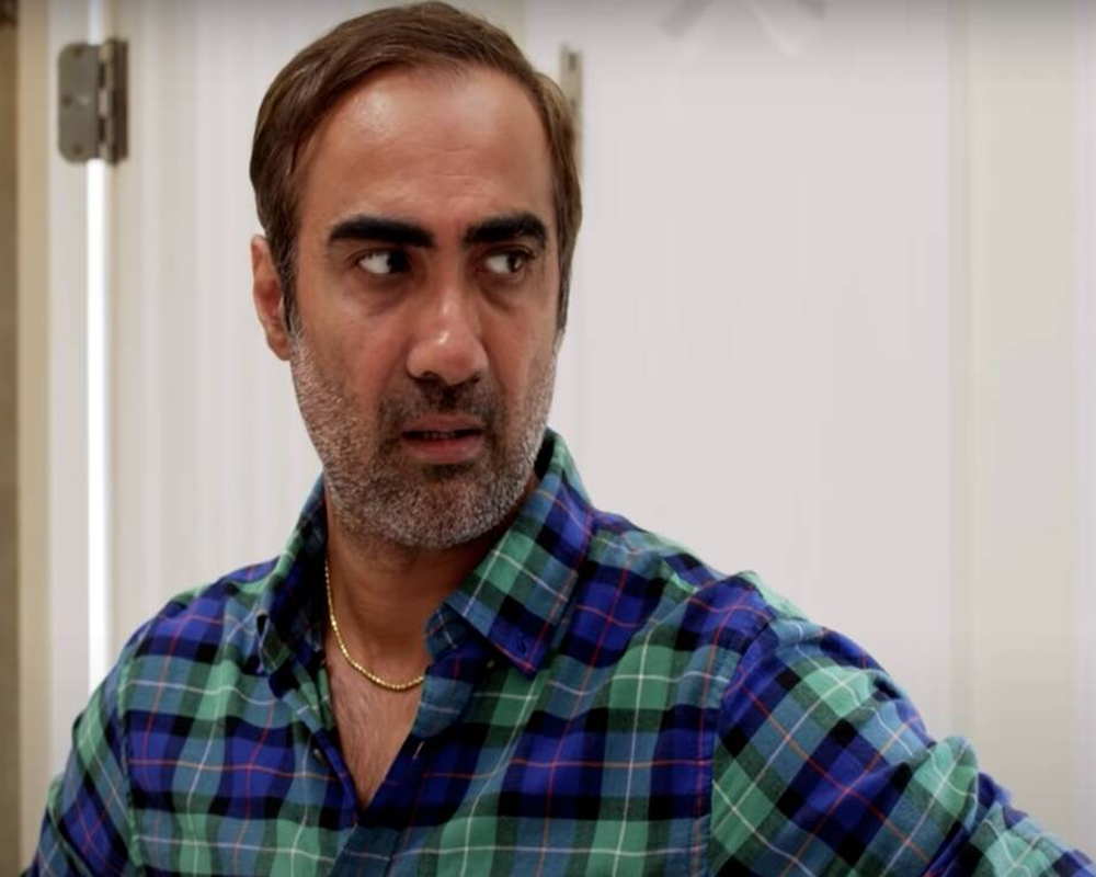 Ranvir Shorey: Sunil Grover was one of the reasons I signed Sunflower