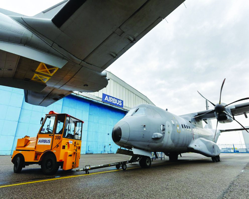 Rs 20,000 crore deal cleared for Make-in-India military aircraft