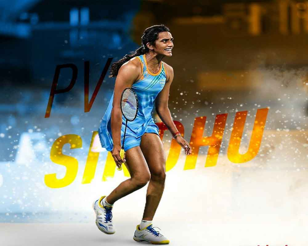 RS congratulates PV Sindhu for winning Olympic medal