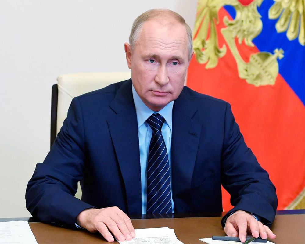 Russia only country in the world which is ready to transfer anti-COVID vaccine technology: Putin