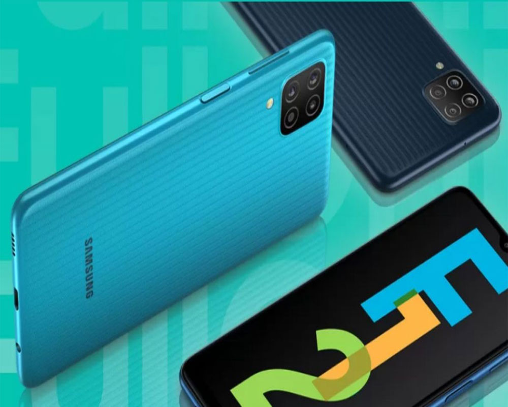 Samsung launches Galaxy F12, F02s smartphones in India