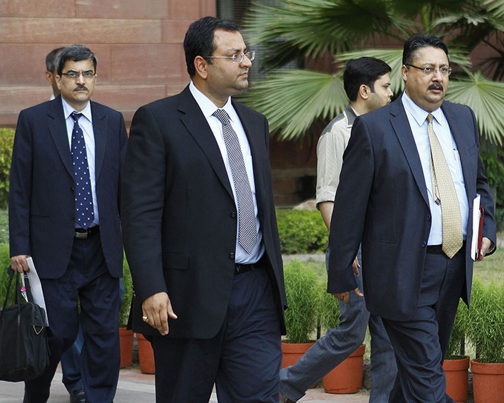 SC sets aside NCLAT order restoring Cyrus Mistry as executive chairman of Tata Group