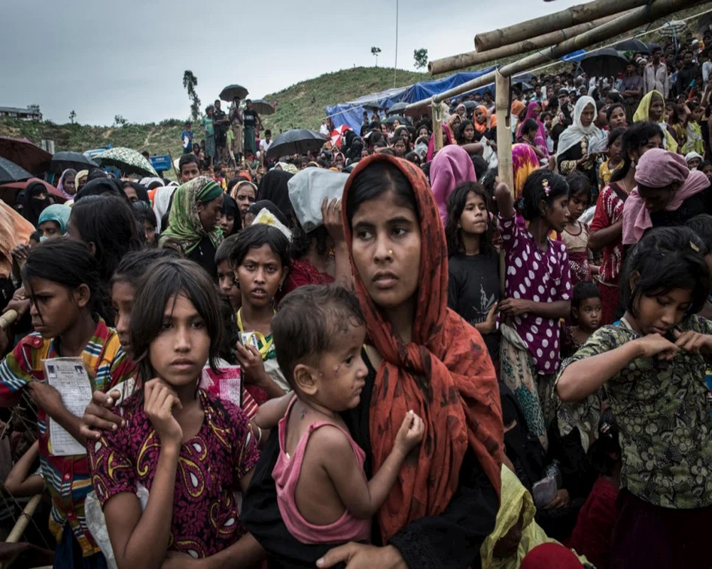 SC to hear plea for release of detained Rohingya refugees on Mar 25
