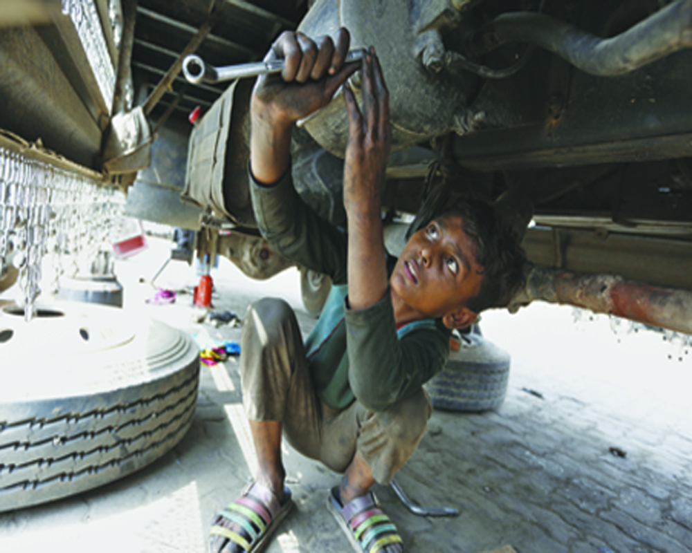 Scourge of child labour: No end in sight