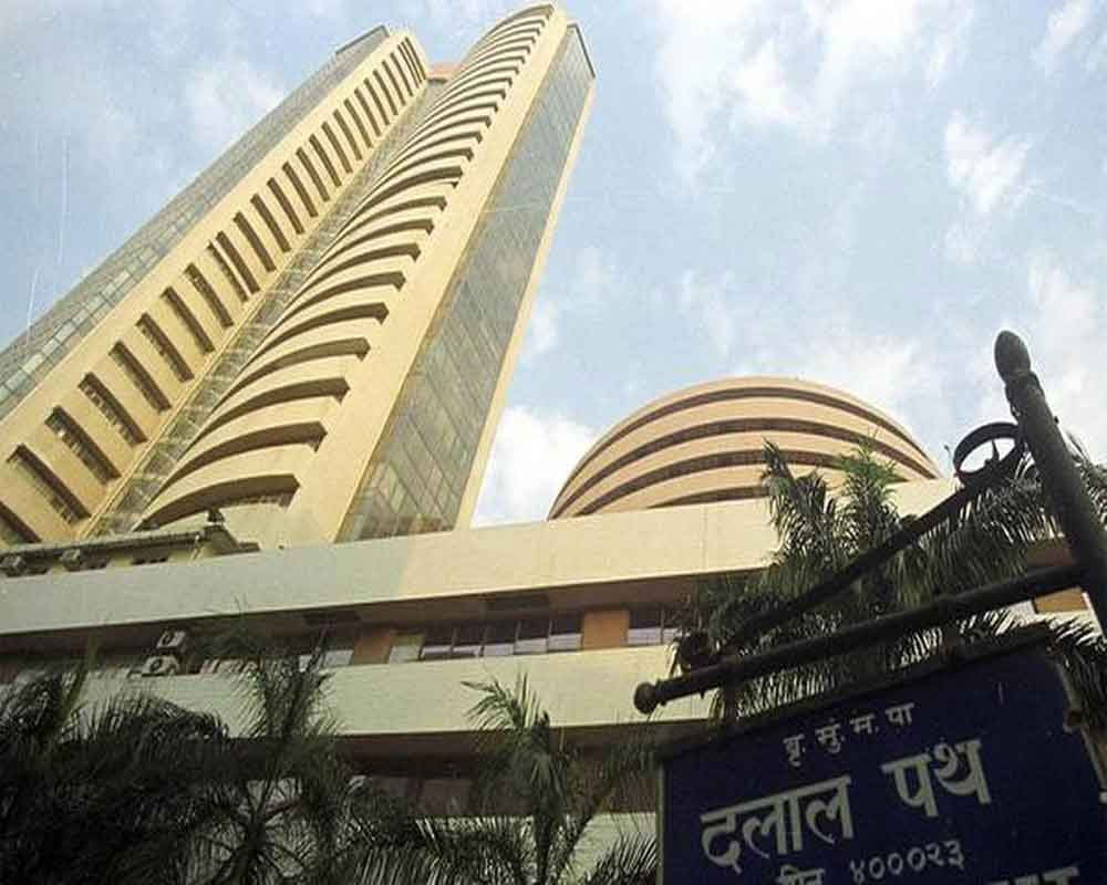 Sensex surges over 200 pts in early trade; Nifty tops 14,700