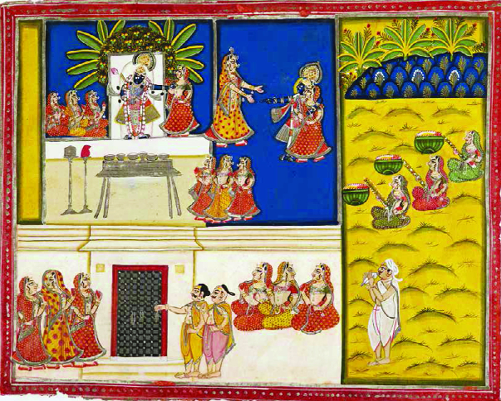 Shrinathji of Nathdwara