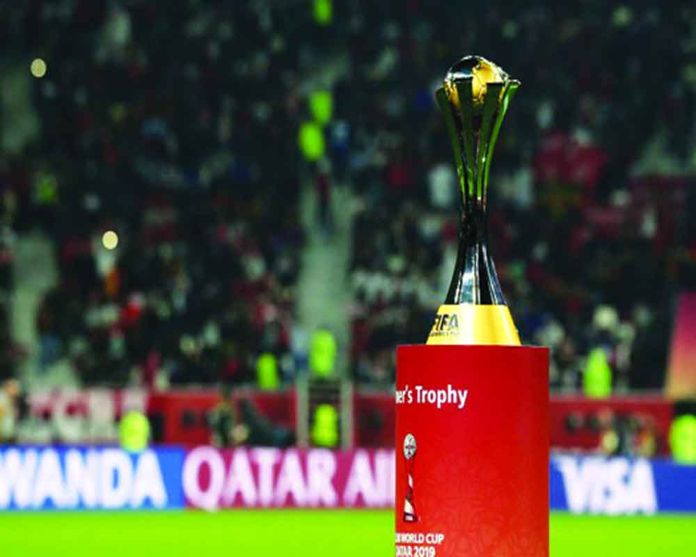 South Africa interested in hosting FIFA's Club World Cup