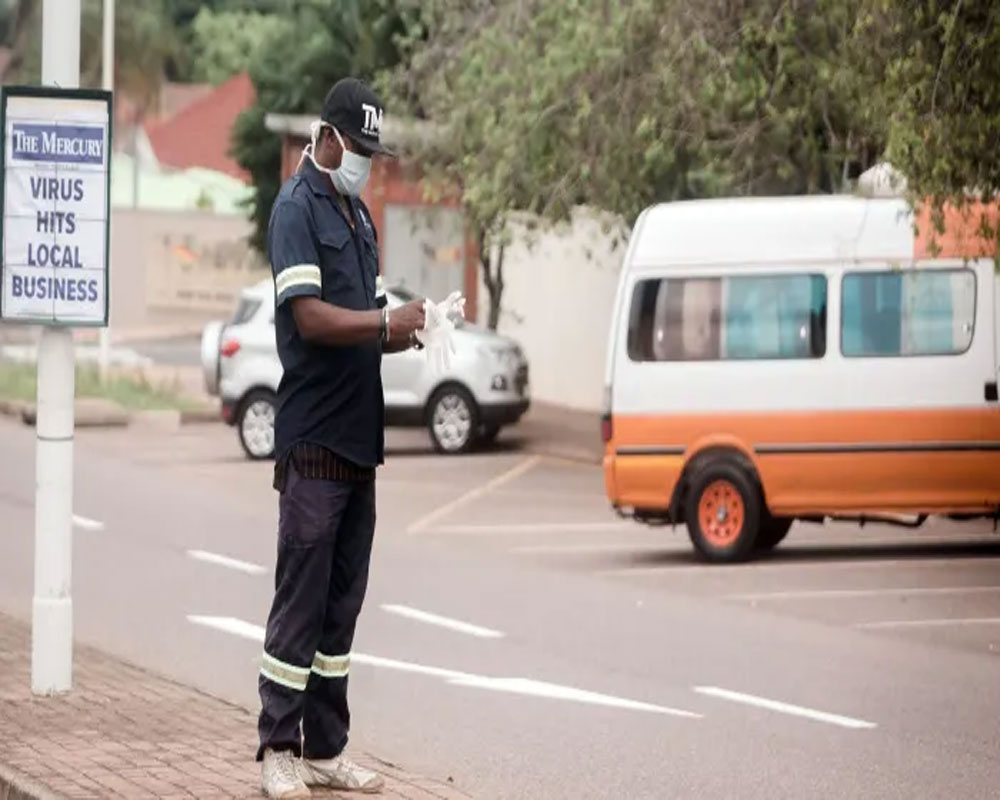 South Africa moves into lockdown level 1 after 'dramatic' decline in COVID-19 cases