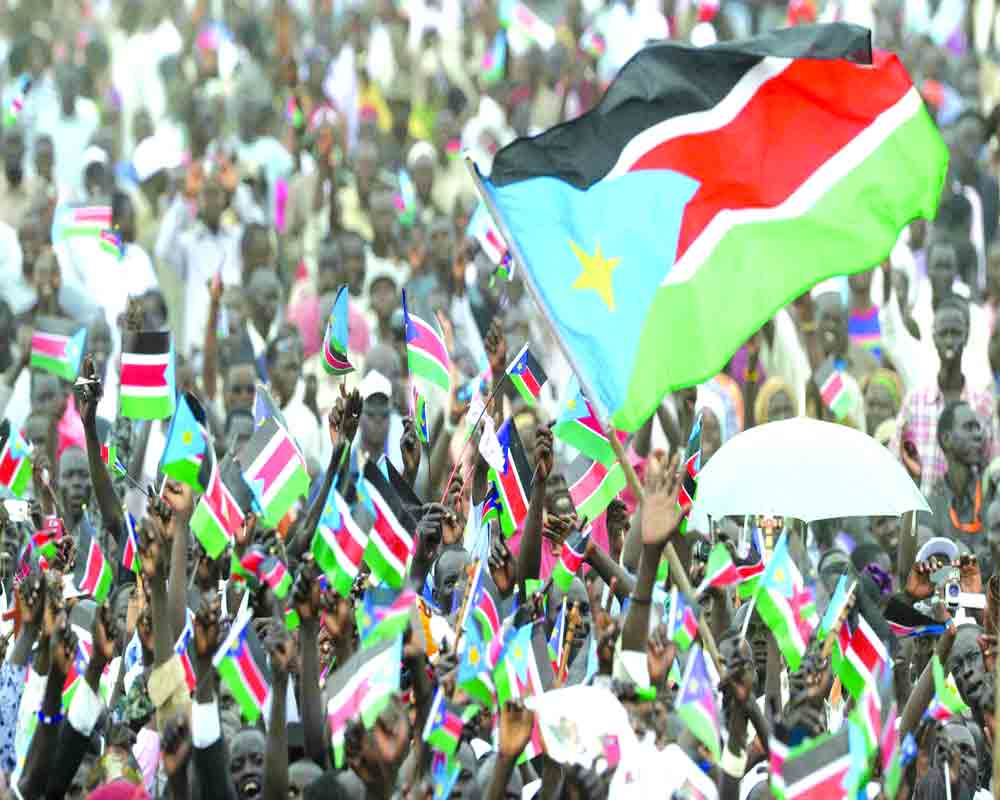 South Sudan — A decade of Independence