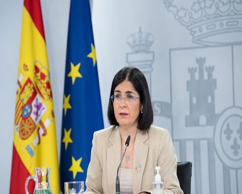 Spain at risk of another spike in coronavirus infections: Health Minister