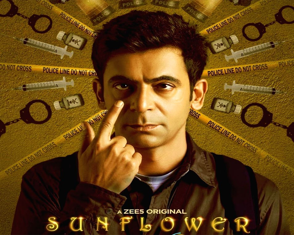 Sunil Grover's look in 'Sunflower' unveiled