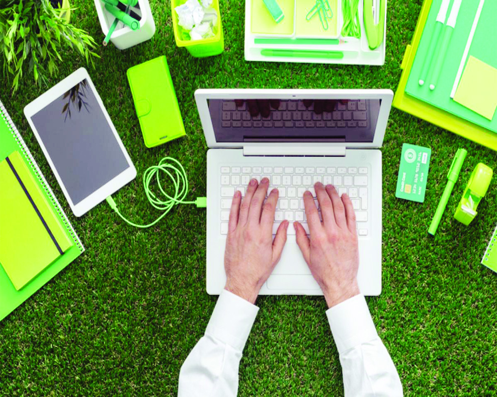 Sustainable workplaces | Encouraging green HR practices