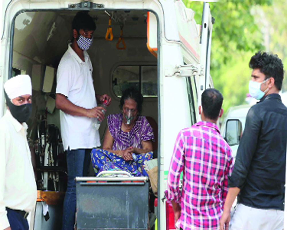 Systemic flaws in Indian health sector exposed