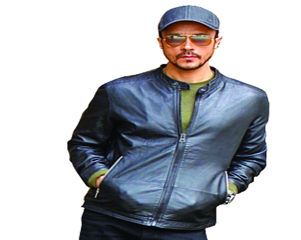 Talktime | 'pray I get to work with best  actors'