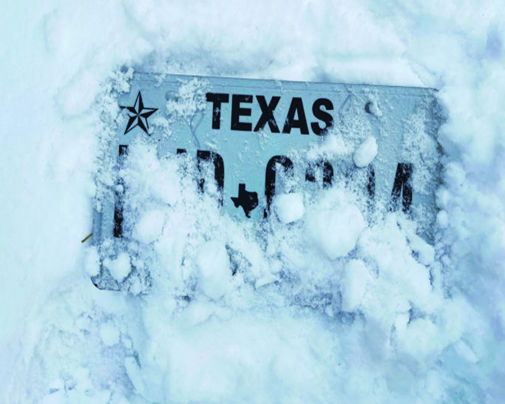 Texas must read up on global warming