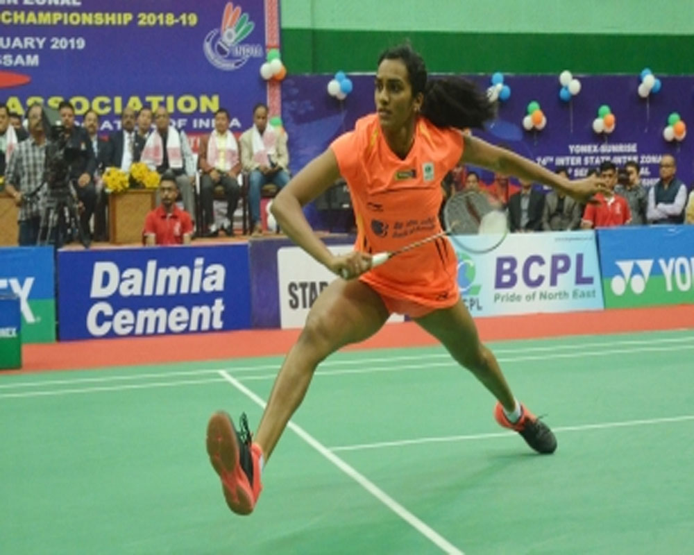 Thailand Open: Sindhu and Ashwini-Sikki pair knocked out