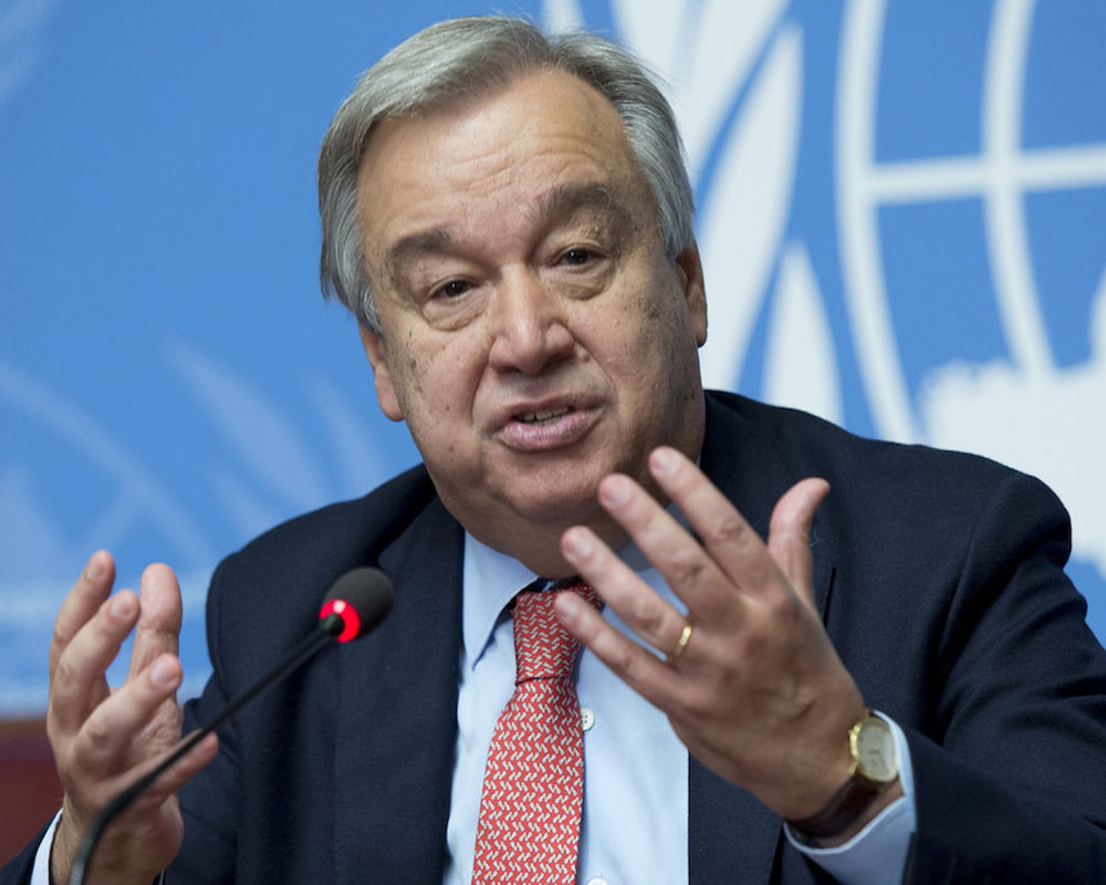UN chief: Afghanistan faces `make-or-break moment'