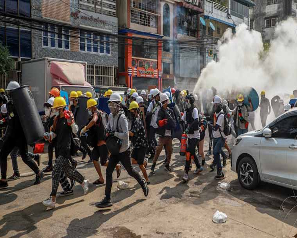 UNSC condemns violence against peaceful protestors in Myanmar, calls for reversal of coup