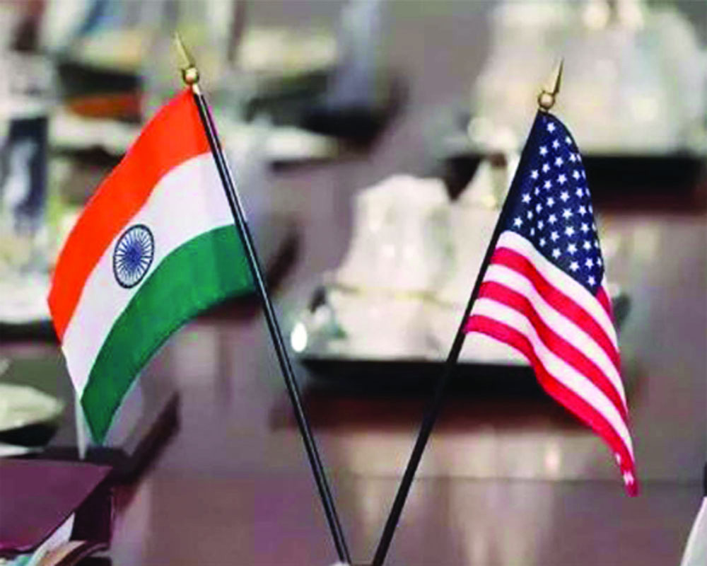 US aims at helping India develop its own defense industrial base: Pentagon