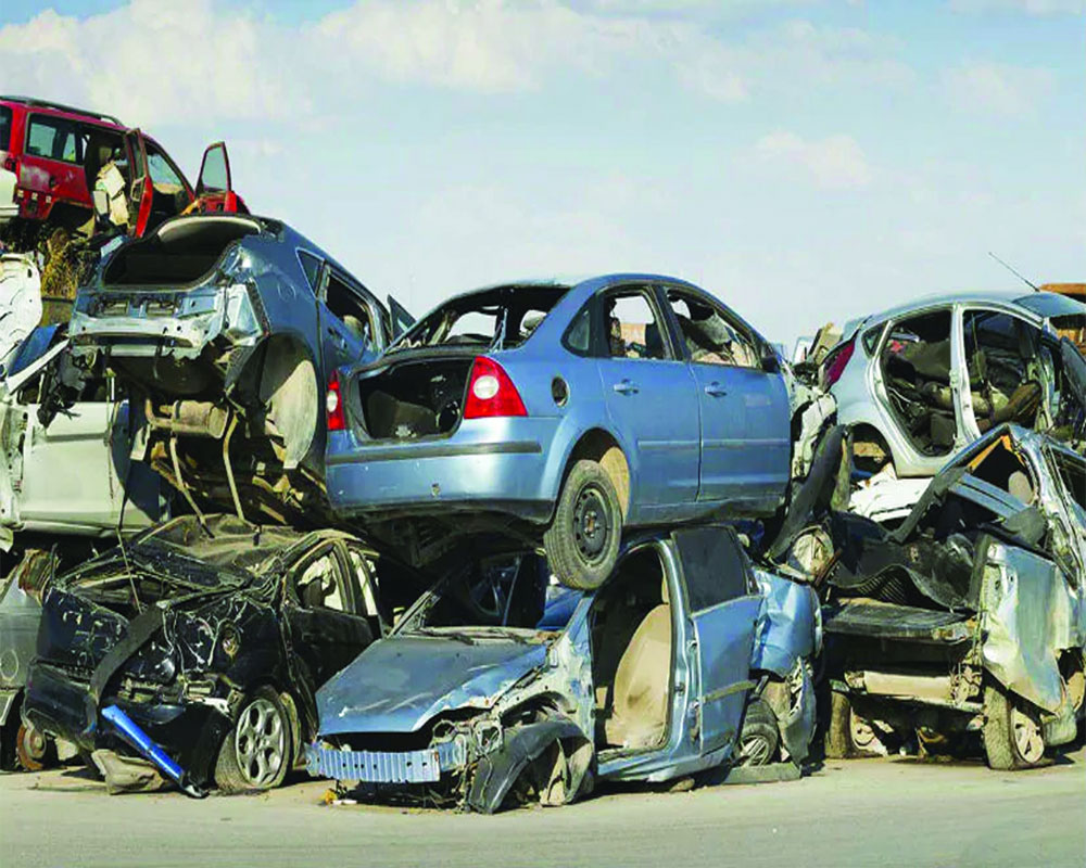 Vehicle scrapping needs more incentives