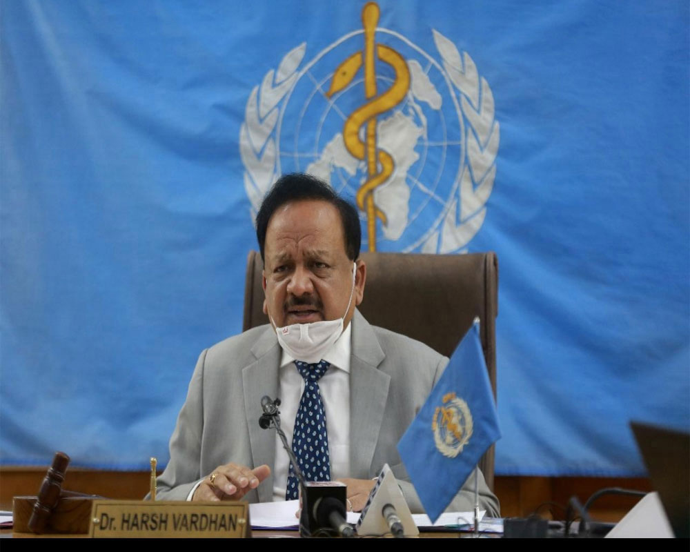 Vocal for Local will be extremely potent tool in fight against illicit trade: Vardhan