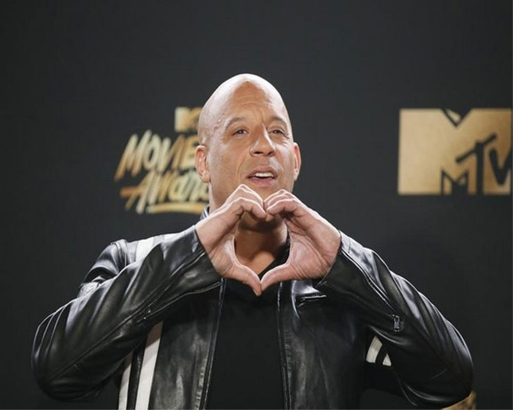 We are crazy: Vin Diesel on 'Fast & Furious 9' taking flight to space