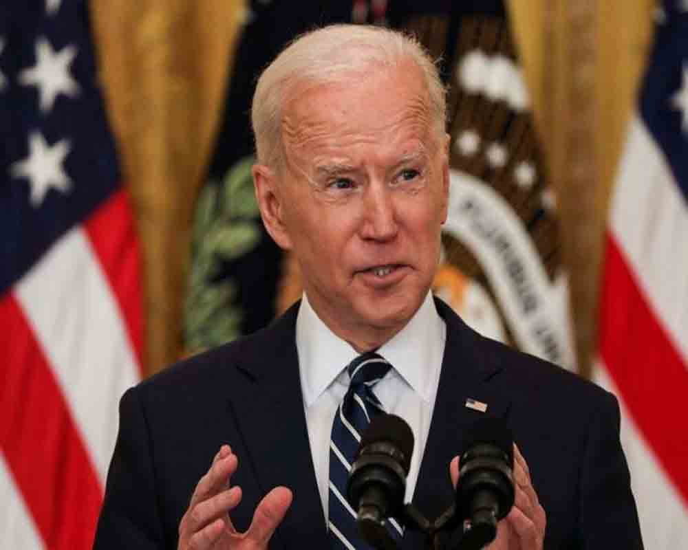 WH considering vaccine mandate for all federal workers: Biden
