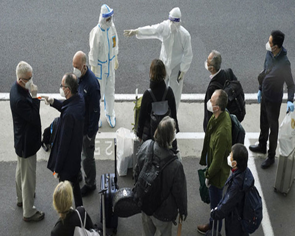 WHO experts arrive in Wuhan to probe origins of COVID-19 pandemic
