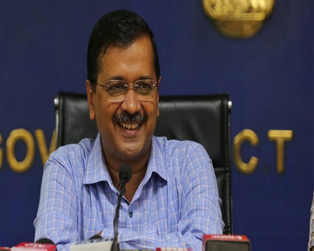 Will provide COVID-19 vaccine free to people of Delhi if Centre fails to do so: Kejriwal