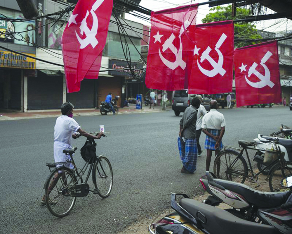 Winds of political dubiety in Kerala