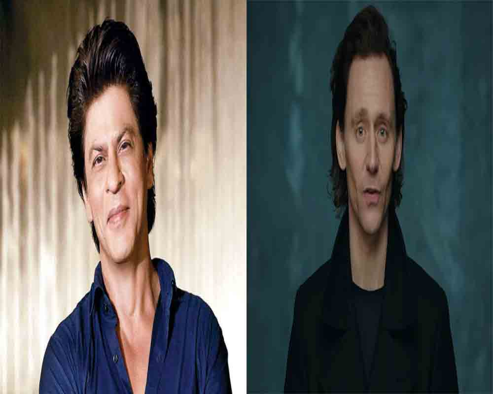 You are kind, God of Mischief: Shah Rukh Khan on Tom Hiddleston's love for him
