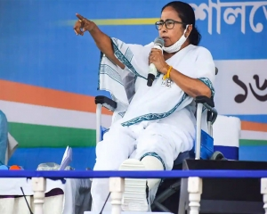 'BJP wanted me to keep indoors before polls,' says Mamata