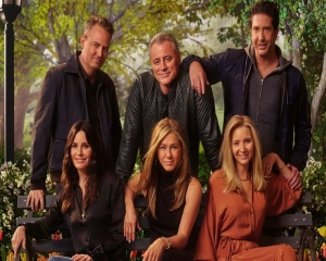 'Friends: The Reunion': The one that flew down memory lane