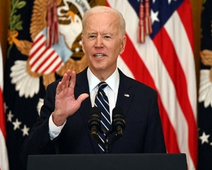'India was there for us and we will be there for them': President Biden on India's COVID-19 crisis