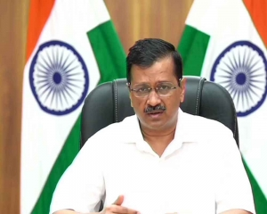 1.3 lakh people in 18-44 age group vaccinated in three days: CM Kejriwal