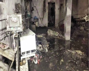 16 Covid patients killed in Bharuch fire
