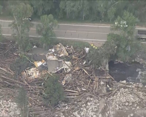 3rd person found dead after Colorado flooding, mudslides