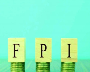 7% rise in FPIs' holdings  in domestic equities