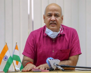 AAP govt ordered 1.34 crore vaccine doses, but Centre cleared only  3.5 lakh in May: Sisodia
