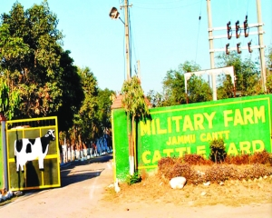 After 132 yrs, military brings curtain down on 130 farms