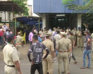 Another hospital, another fire: 13 die in Virar ICU blaze