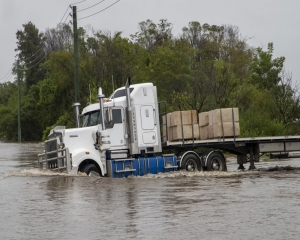 Australia's most populous state hit by severe rains, floods