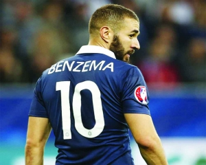 Benzema, Müller return for Euro 2020