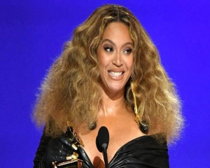 Beyonce becomes most awarded female artiste in Grammy history