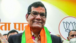 BJP picks PM's aide AK Sharma for MLC polls,  likely to be made Dy CM