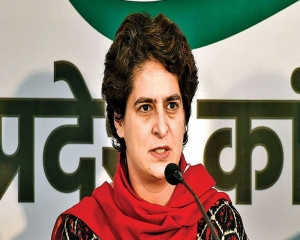 BJP quiet over China building dam on Brahmaputra river: Priyanka