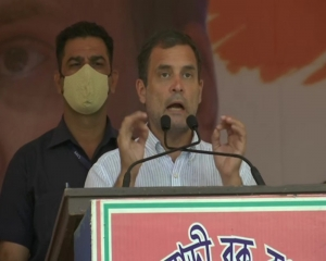 BJP trying to destroy Bengal and its culture: Rahul Gandhi