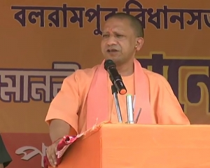 Change brought by BJP compelling Mamata to visit temples, do 'Chandi Path' in public: Adityanath