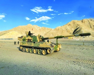 China deploying more troops along LAC: Army